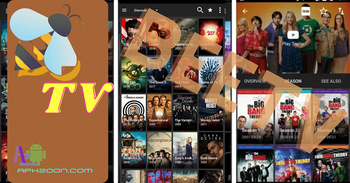 Download BeeTV Apk