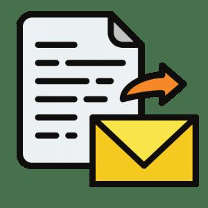 Send a large file