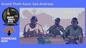 San Andreas APK Grand Theft Auto