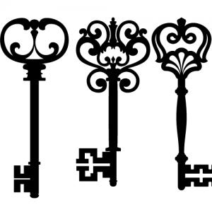 Infinite keys