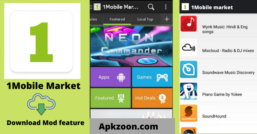 Download 1Mobile Market Apk For Android [Latest Features]