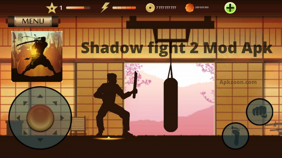 Download Shadow Fight 2 Mod APK [Unlimited Gems And Coins]