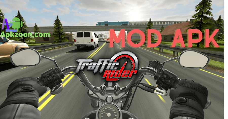 Download Traffic Rider Mod Apk ]For Android [Unlocked All]