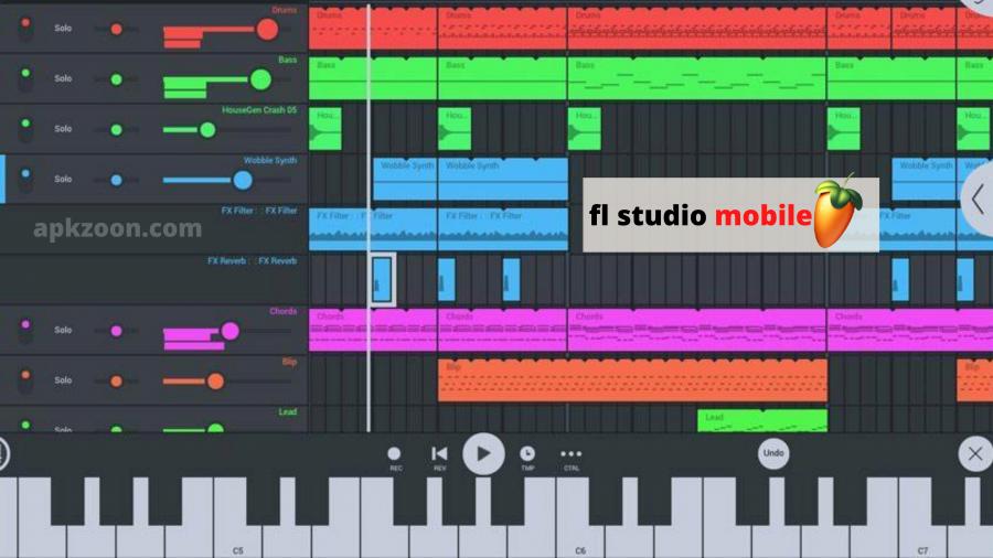 Download FL studio mobile apk full version 2020