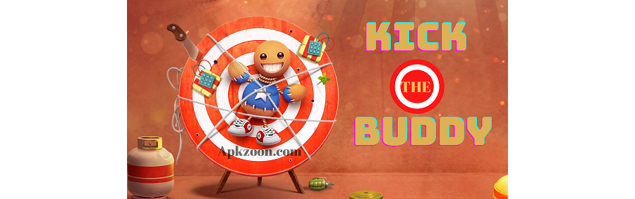 Download Kick The Buddy Mod Apk {Unlocked All} For Android